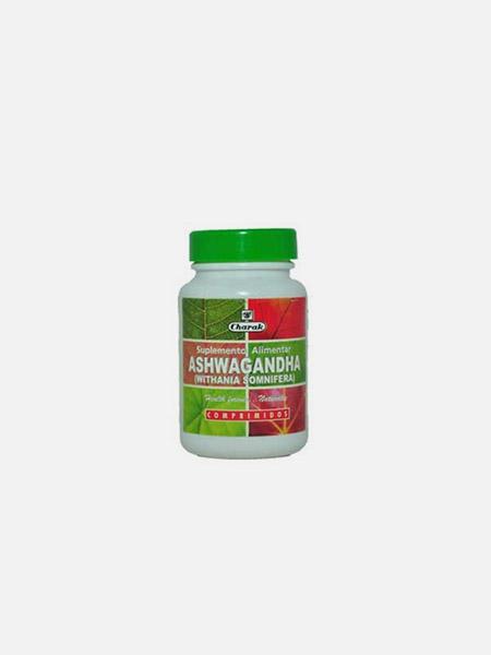 Ashwagandha (Withania somnifera) - 50 comprimidos - Charak