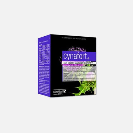 Cynafort – 60 comprimidos – DietMed