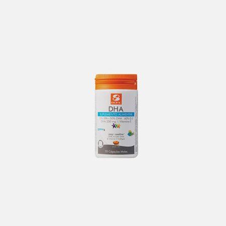 DHA Kids – 70 Cápsulas Moles – BioFil