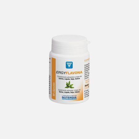 Ergyflavona – 60 cápsulas – Nutergia