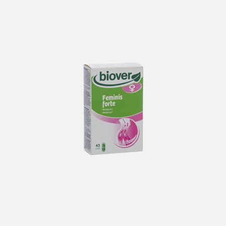 Feminis Forte – 45 cápsulas – Biover