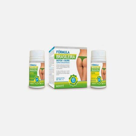 Fórmula brasileira – 60+60 comprimidos – DietMed