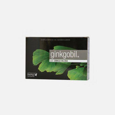 Ginkgobil – 20 ampolas – DietMed