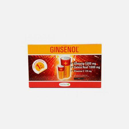 Ginsenol -20 ampolas (15ml)  – DietMed