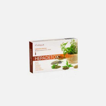 Hepadetox – 20 ampolas – Calêndula