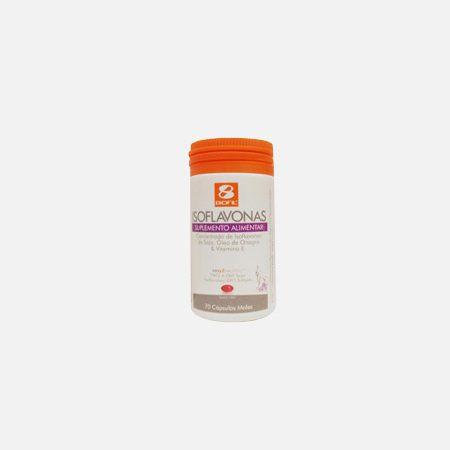 Isoflavonas – 70 Cápsulas – BioFil