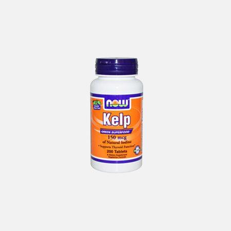 Kelp 150 MCG – 200 comprimidos  – Now
