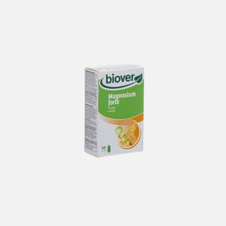 Magnesium Forte – 45 Comprimidos – Biover