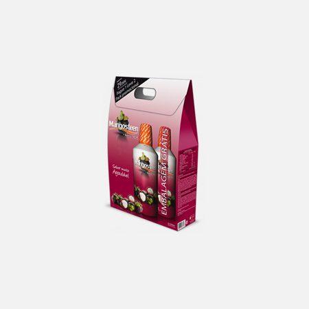 Mangosteen + Selénio + Vitamina A Pack – 2x 1000 mL – Fharmonat