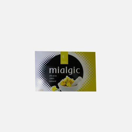 Mialgic – 30 ampolas – Lusodiete