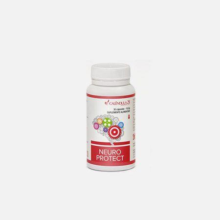 Neuro Protect – 30 cápsulas – Calêndula