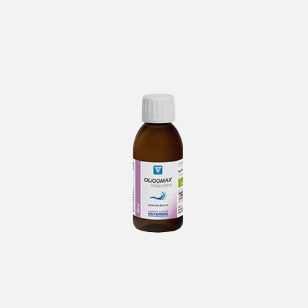 Oligomax Magnésio – 150 ml – Nutergia