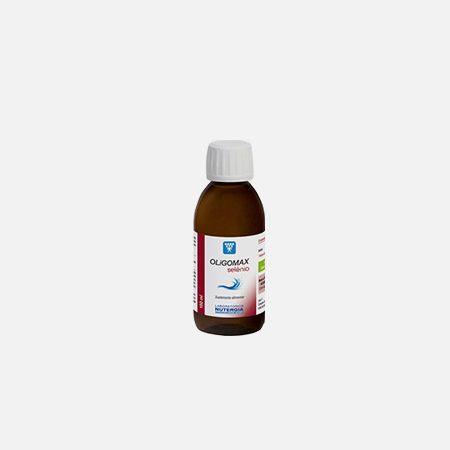 Oligomax selénio – 150 ml – Nutergia