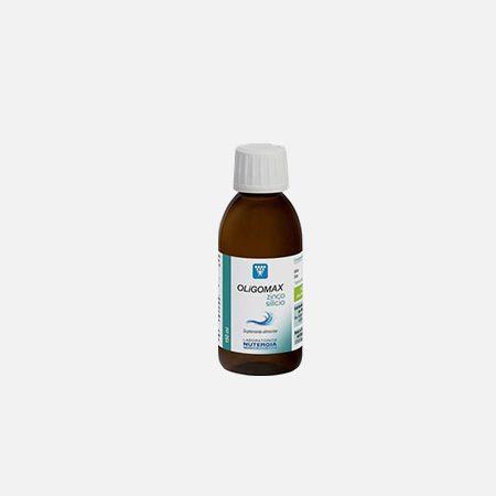 Oligomax zinco-silício – 150 ml – Nutergia