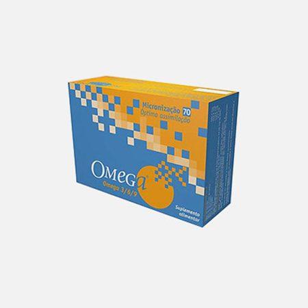 Omega 3 6 9 – BioAxo – 60 cápsulas