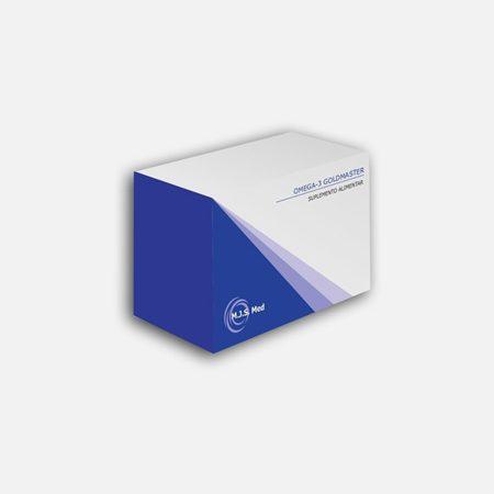 Omega-3 Goldmaster – 60 cápsulas – M.J.S Med