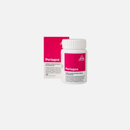 Periagna Agnus Castus – 60 Cápsulas – Bio-Health