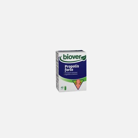 Propolis Forte – 40 cápsulas – Biover