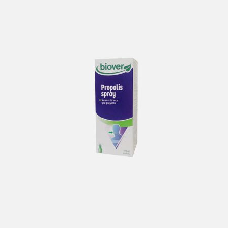 Spray Bucal Propolis – 23 ml – Biover