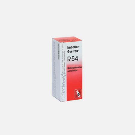 R54 Memória, Concentração – 50ml  –  Dr. Reckeweg