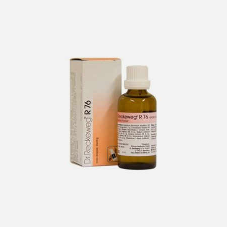 R76 Asma (aguda) – 50ml –  Dr. Reckeweg