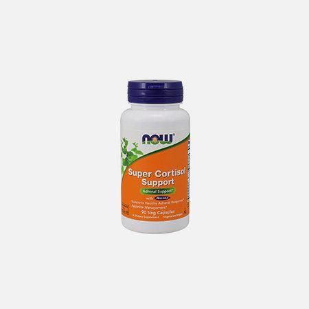 Super Cortisol Support – 90 cápsulas – Now