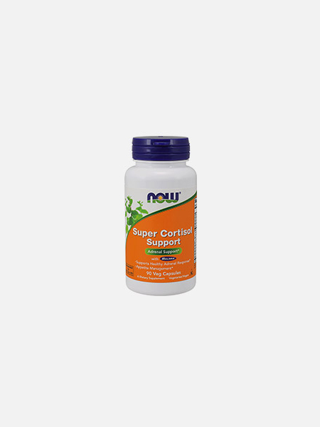 Super Cortisol Support - 90 cápsulas - Now