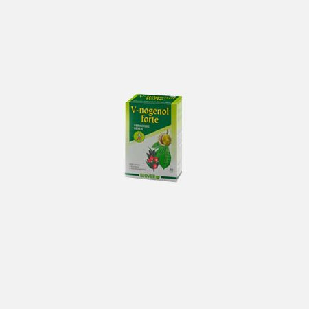 V-Nogenol Forte – 40 cápsulas – Biover