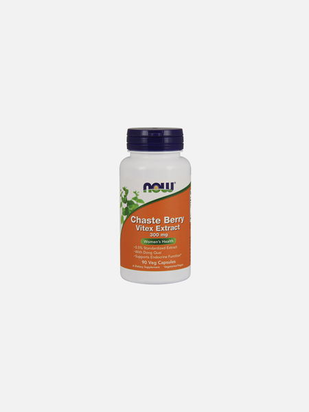 Vitex Extract 300mg_Now