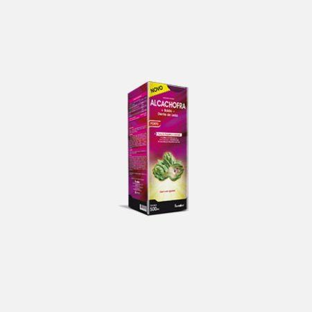 Alcachofra + Boldo + Dente de Leão – 500 ml – Fharmonat