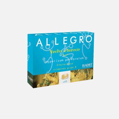 Allegro – 60 comprimidos – Eladiet