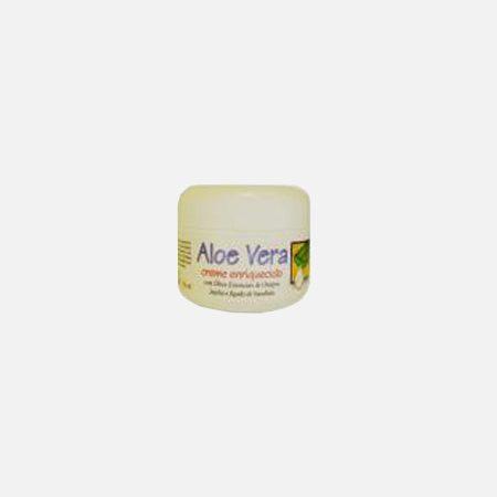 Aloe Vera Creme Enriquecido – 50ml – Nutriflor