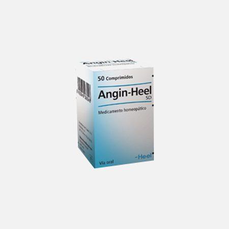 Angin – Heel  S – 50 comprimidos – Heel