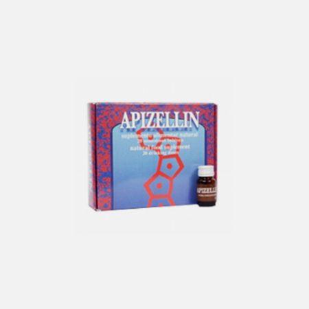 Apizellin 20 Ampolas – Natiris