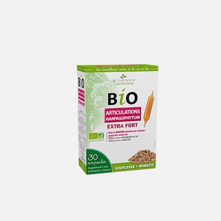 Articulações Harpago Bio – 30 ampolas – 3 Chênes
