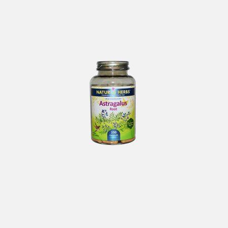 Astragalus – 100 cápsulas – Natures Herb