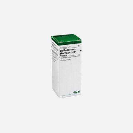 Belladonna Homaccord – 30 ml  – Heel