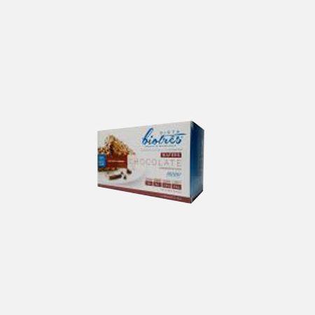 Biotres Wafers Chocolate – 3 unidades 42g – Farmodiética
