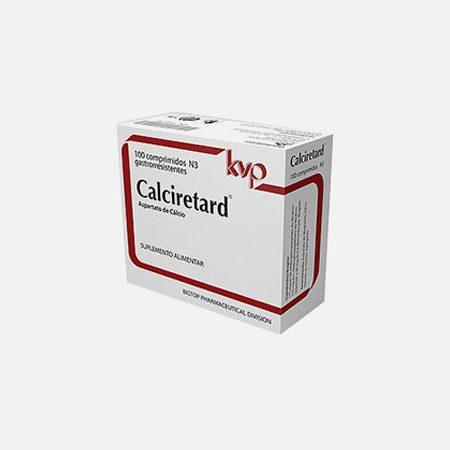 Calcium EAP – 100 comprimidos – KVP