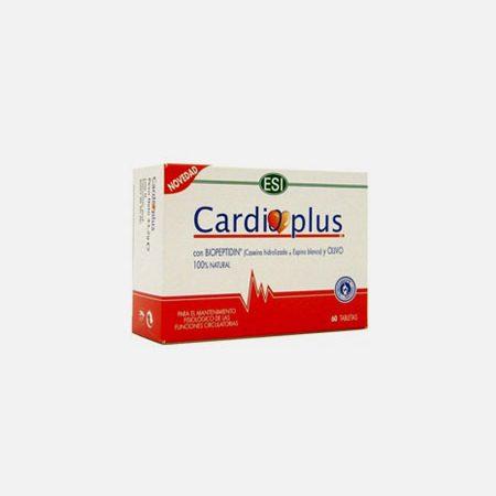 Cardioplus – 60 comprimidos  – ESI