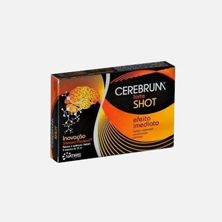 Cerebrum Forte Shot 8 ampolas de 10ml – Natiris