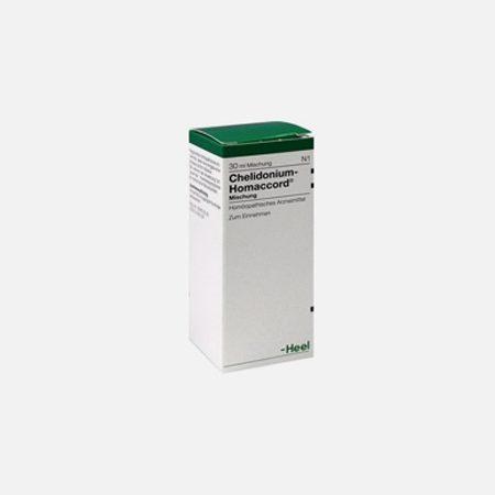 Chelidonium  Homaccord – 30ml – Heel