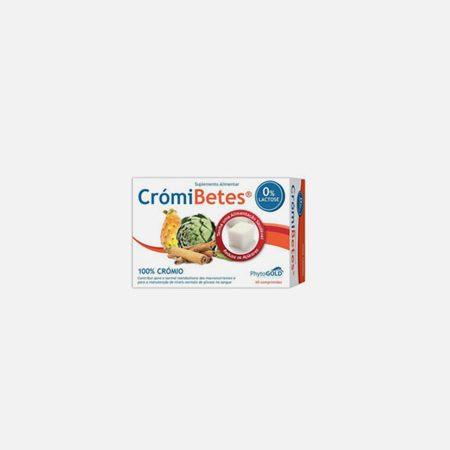 Crómibetes – 60 comprimidos – Phytogold