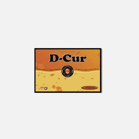 D-Cur – 30 cápsulas – Fitozen