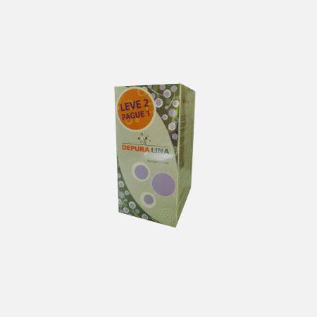 Depuralina Celulite Barriga e Coxas – 250ml – Depuralina