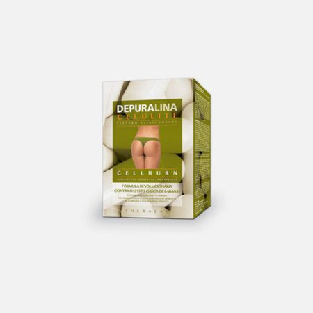 Depuralina Celulite Cellburn – Depuralina – 40 cápsulas