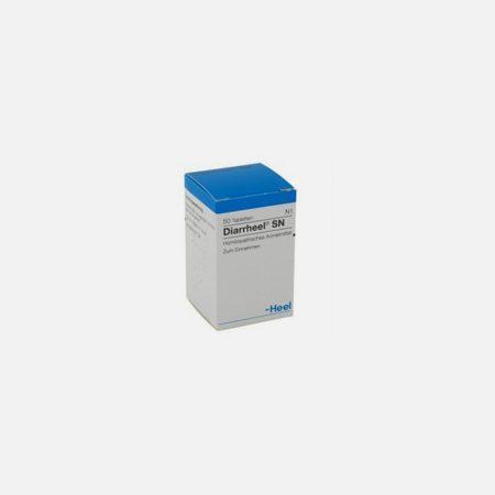 Diarrheel SN – 50 comprimidos – Heel