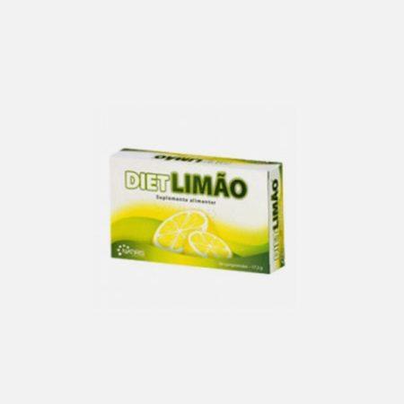 Dietlimão – 50 comprimidos – Natiris