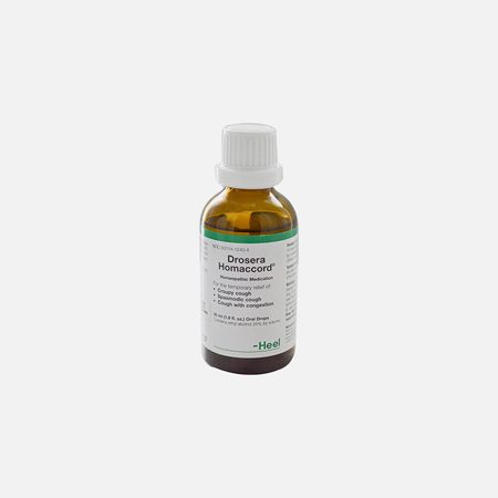 Drosera – Homaccord – 30ml – Heel