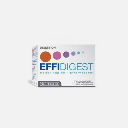 Effidigest – 24 comprimidos – Nutrisante